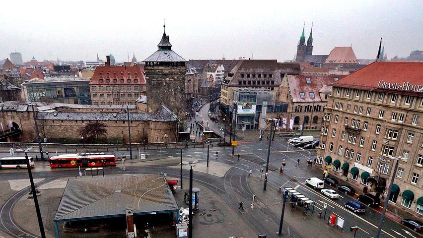 Mit dieser Freigabe durfte die Stadt Nürnberg nun entscheiden,....