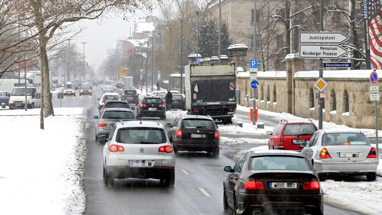 Die Fürther Straße soll einspurig werden, doch das stößt auch auf Skepsis.