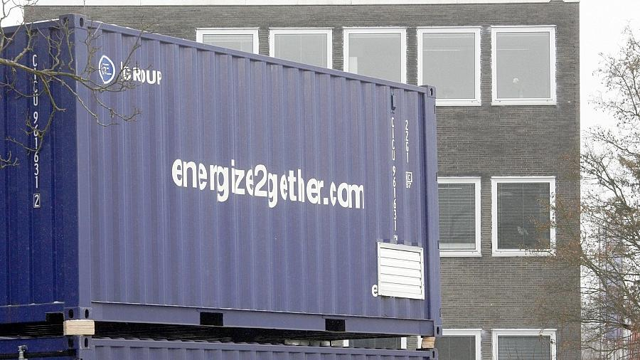 In der Nürnberger Dieselstraße will die GFE-Group Minikraftwerke in Container-Form produziert haben — die Staatsanwaltschaft spricht von gewerbsmäßigem Betrug.