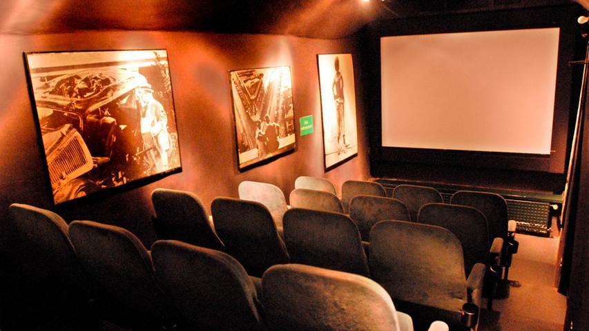 Wolfram Weber und seine Kinos