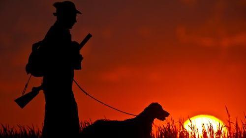Jäger sind auch Fleischlieferanten.