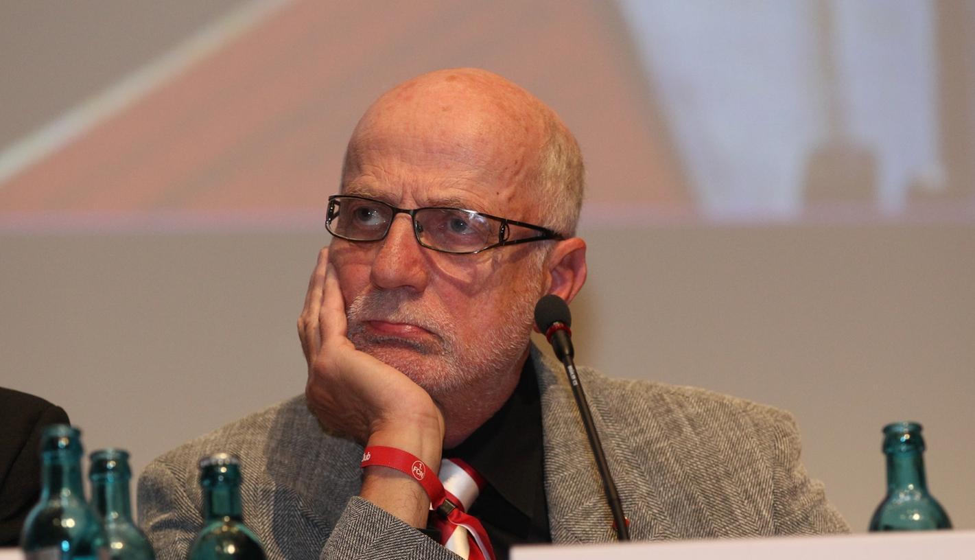 Ist nicht zufrieden mit der Reaktion der Vereinsführung auf den Angriff auf einen Journalisten: Aufsichtsrat Günther Koch.