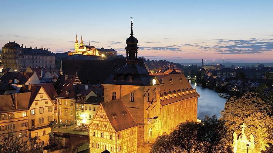 Frankens Städte haben sich einmal mehr als Besuchermagnete erwiesen: Besonders deutlich sind die Zuwächse bei den Übernachtungen in Bamberg.