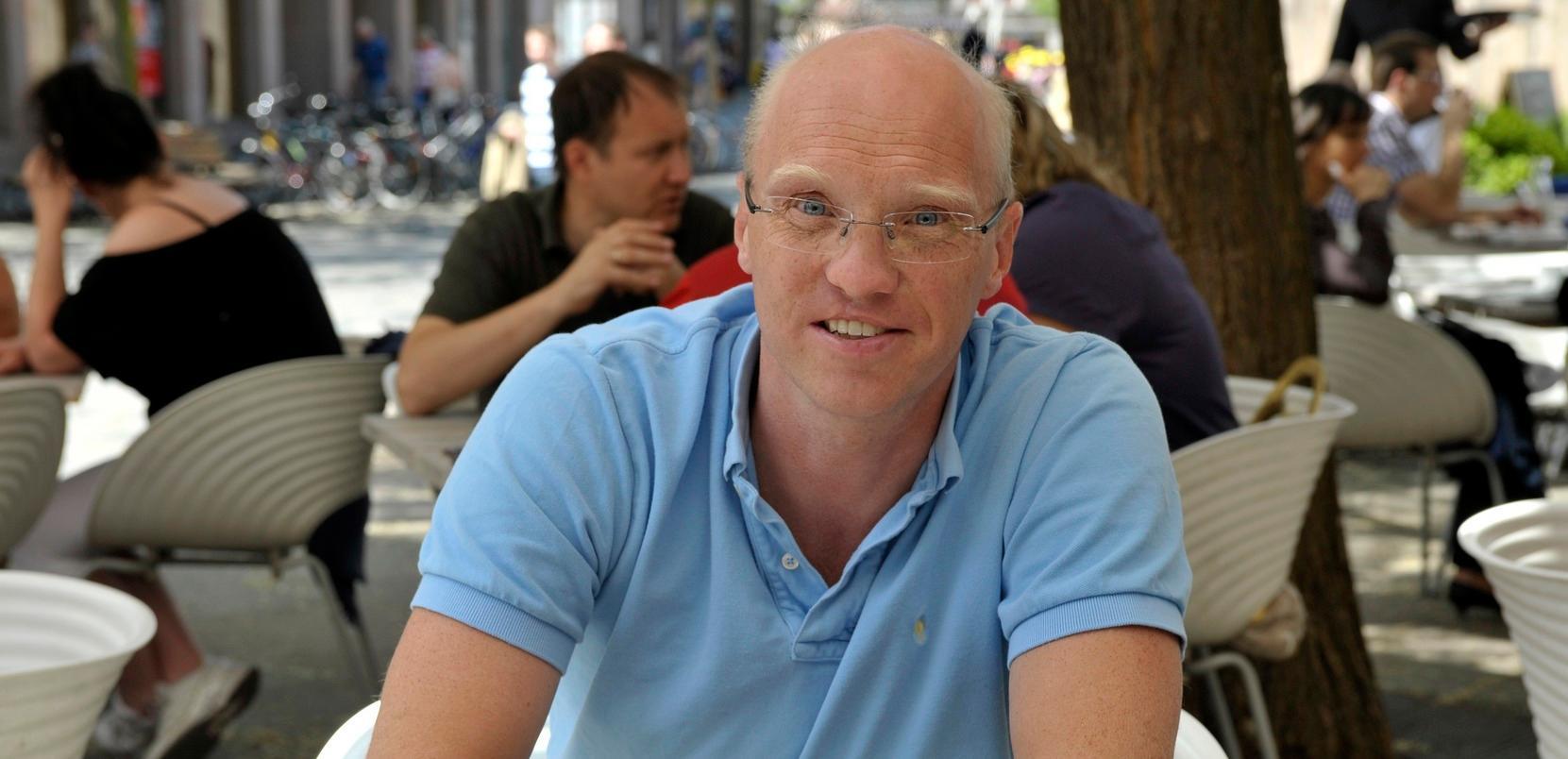 Andreas Basner macht die Sendung