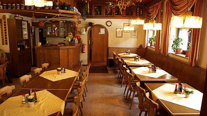Gasthaus zum Schinkenwirt, Seukendorf - Hiltmannsdorf