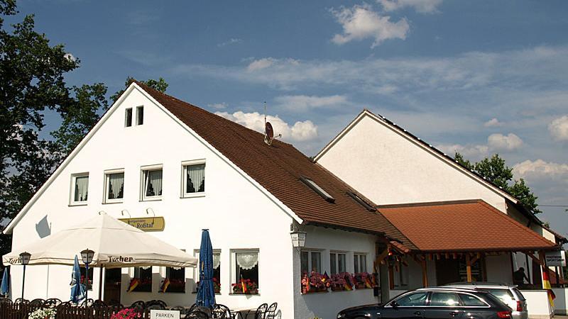 Sport- und Speisegaststätte Tuspo Roßtal