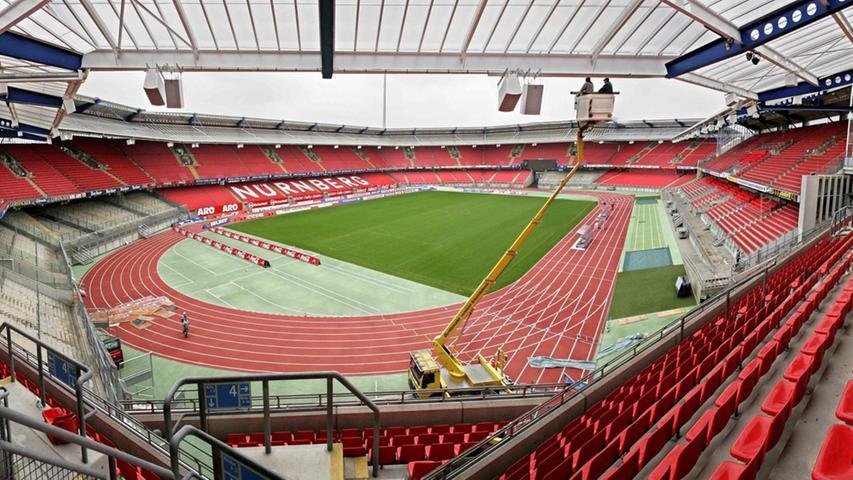 Im Mai 2015 kommt erneut Bewegung in die Pläne für ein neues Club-Stadion. Der FCN verrät, man habe einen Investor gefunden - doch die Stadt muss mitspielen. Nach dem Auslaufen des Vertrages mit Grundig heißt Nürnbergs Wettkampfstätte schlicht einfach nur noch Stadion Nürnberg. Im Januar 2017 wird schließlich das Max-Morlock-Stadion konkreter.