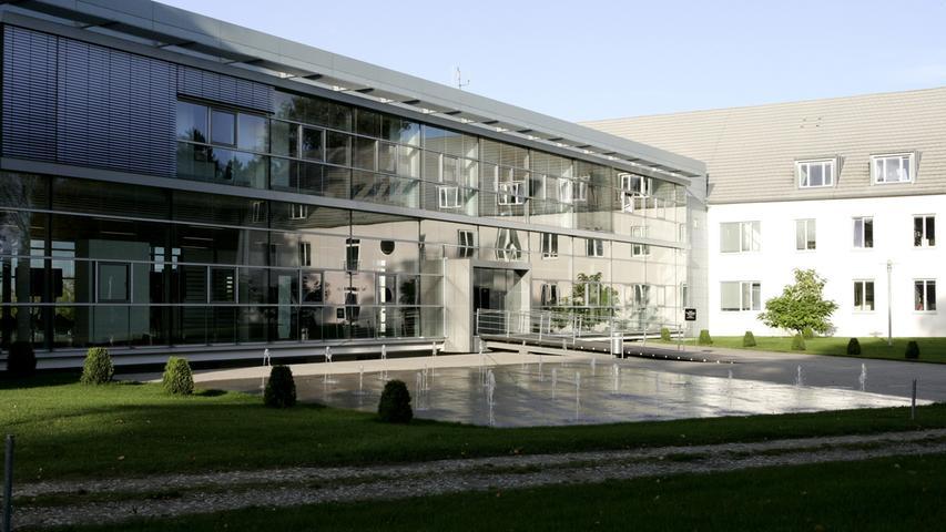 Die Hauptzentrale von Adidas ist nach wie vor in Herzogenaurach.