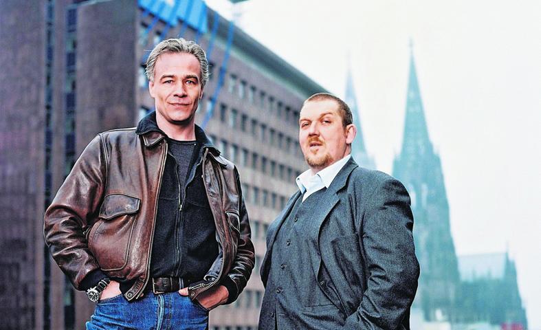 Das Köllner Duo Max Ballauf und Freddy Schenk liegt auf Platz drei und fünf der Topermittler: Ballauf würde 5010 Euro im Monat erhalten, bei Schenk wären es 4530 Euro.