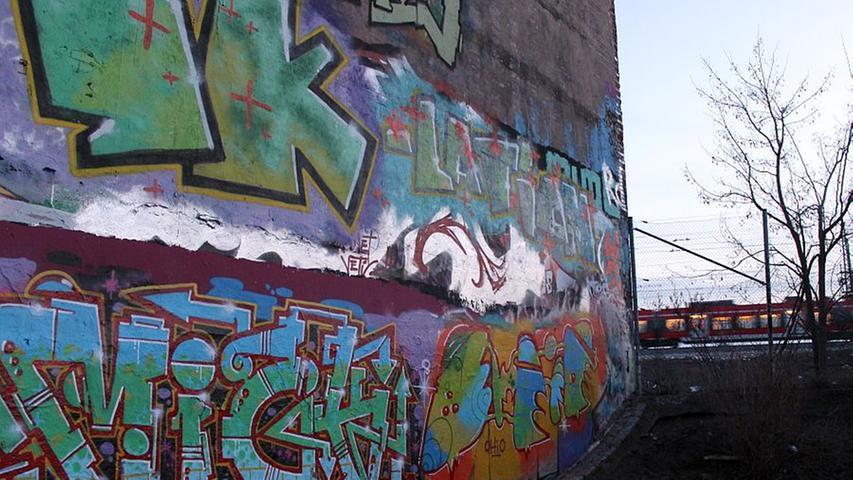 Graffiti und Streetart: Künstler führen durch Nürnberg