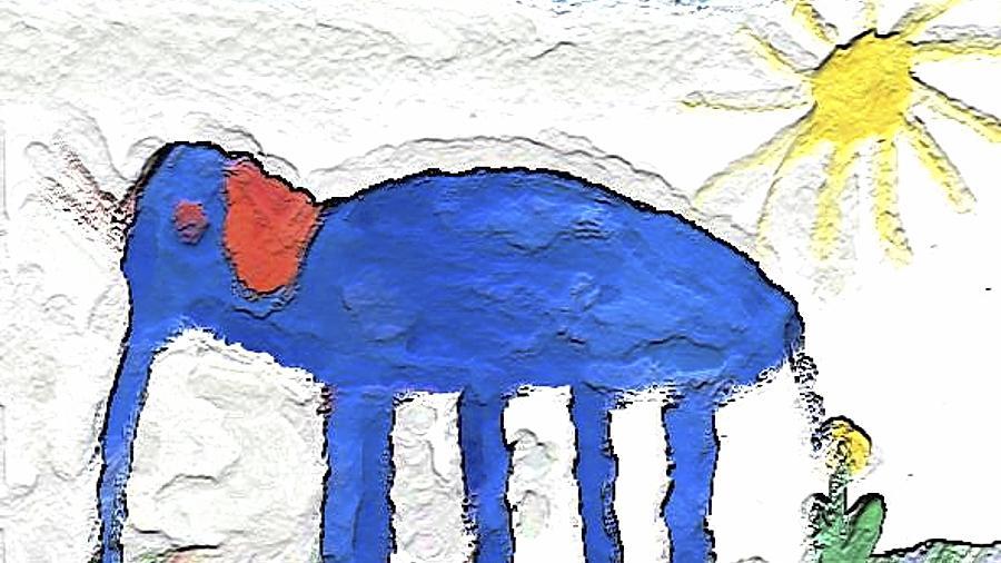 Pia Marlene Mertel hat die Kindergeschichten illustriert.