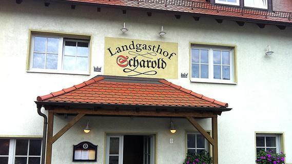 Landgasthof Scharold mit Bierkeller