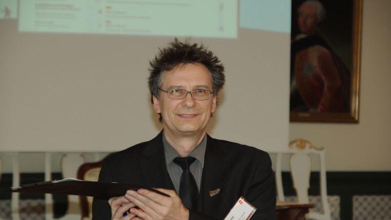 Pierre Leich von der Astronomischen Gesellschaft Nürnberg koordiniert die Aktivitäten.