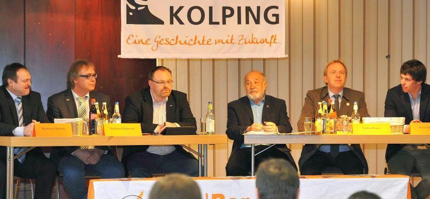Die erste Probe-Abstimmung ging an den SPD-Mann