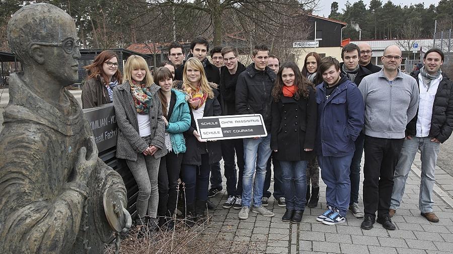 Die Schüler der Maximilian-Kolbe-Schule haben den Unterschied zwischen Stadt- und Landleben von Frauen im Dritten Reich betrachtet.