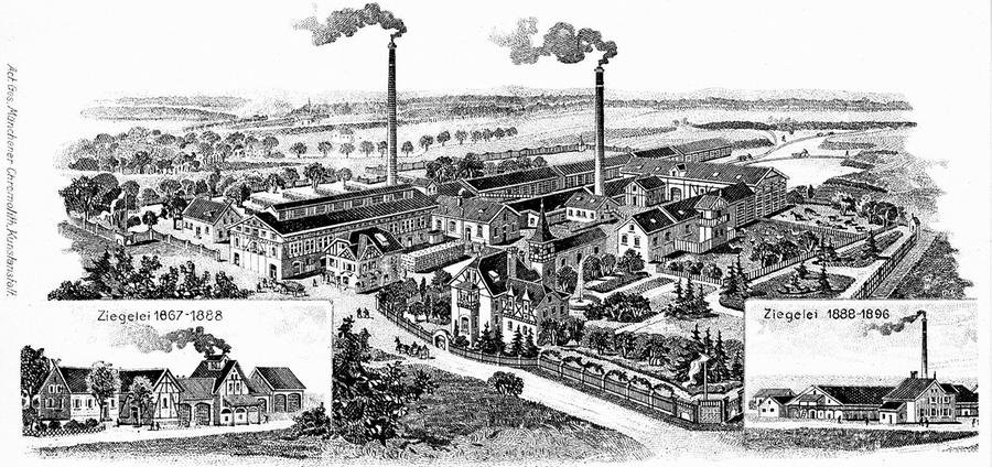 Bausteine für Schwabach — ein Stück Industriegeschichte
