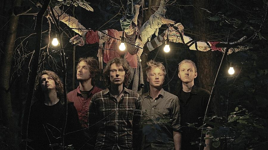 """Musikalisch bestens aufgelegt präsentiert sich die Band Schleuse auf """"Knowledge About The Jaybird""""."""