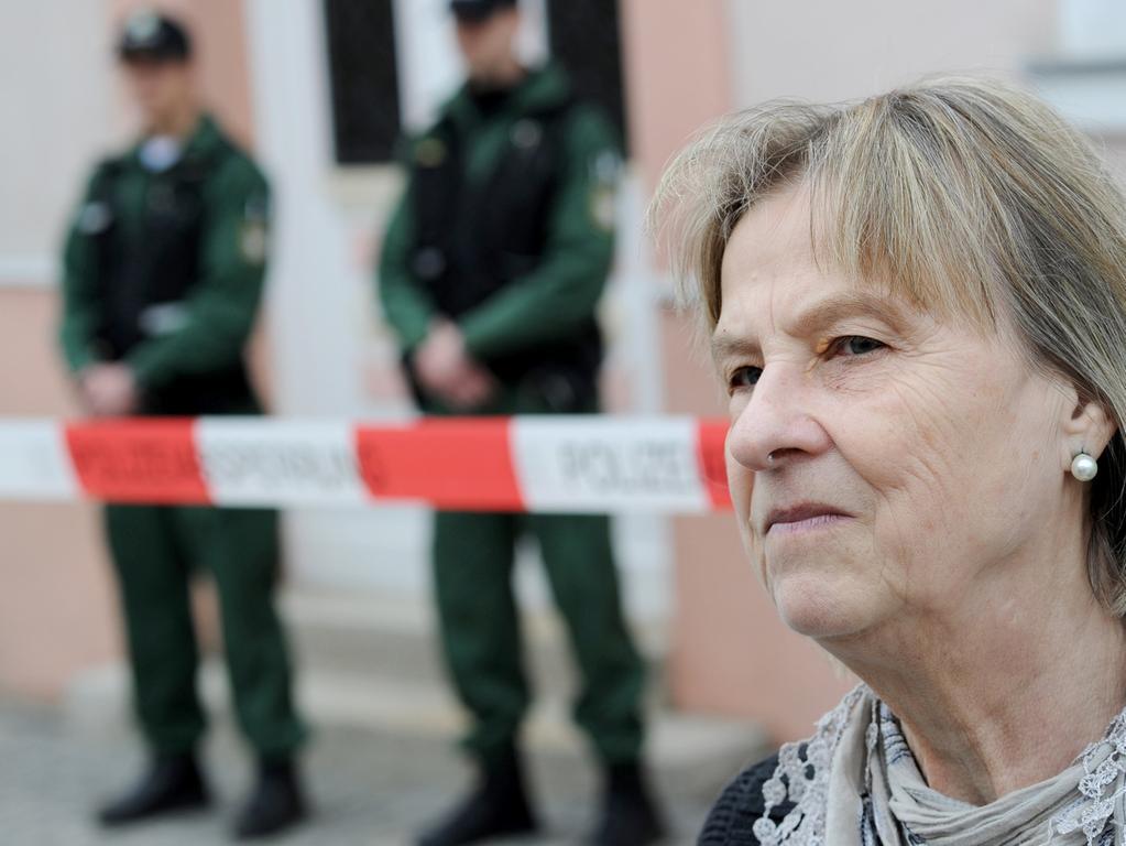 Auch Gudrun Rödel, die Initiatorin der initiative