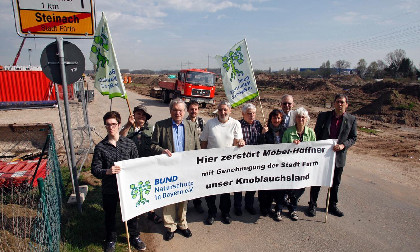 Nürnberg Möbel Höffner Ist Der Anfang Vom Ende Des Knoblauchslands
