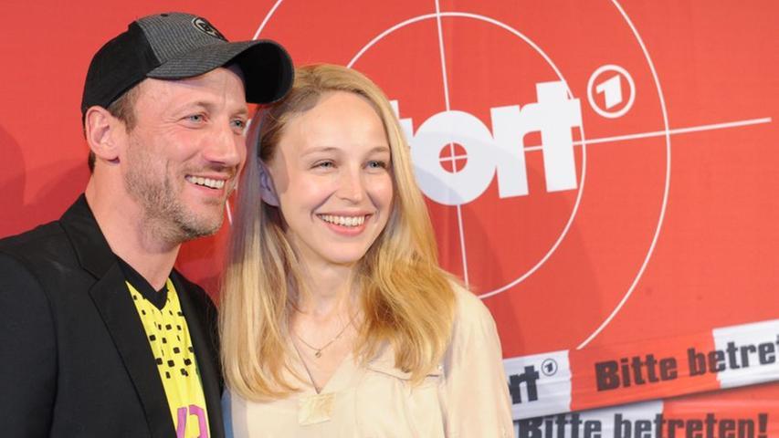 Wotan Wilke Möhring und Petra Schmidt-Schaller ermitteln im NDR Tatort in Hamburg und im Umland der Stadt als Thorsten Falke und Katharina Lorenz. Der erste Film