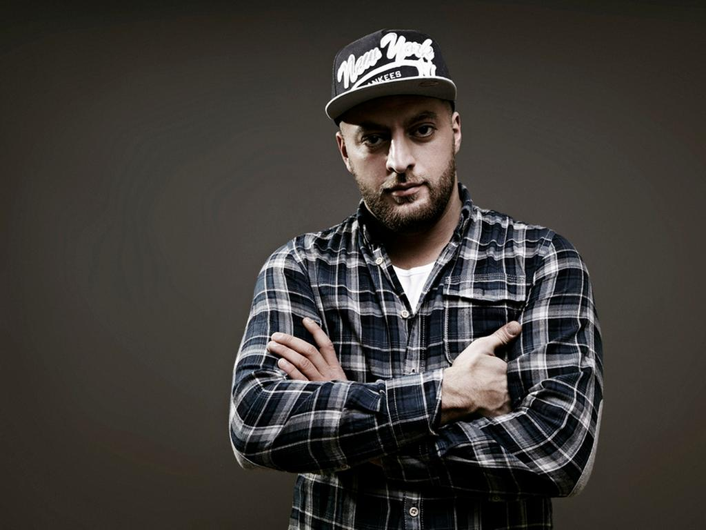 Der Essener Rapper KC Rebell wirbt derzeit für sein neues Album