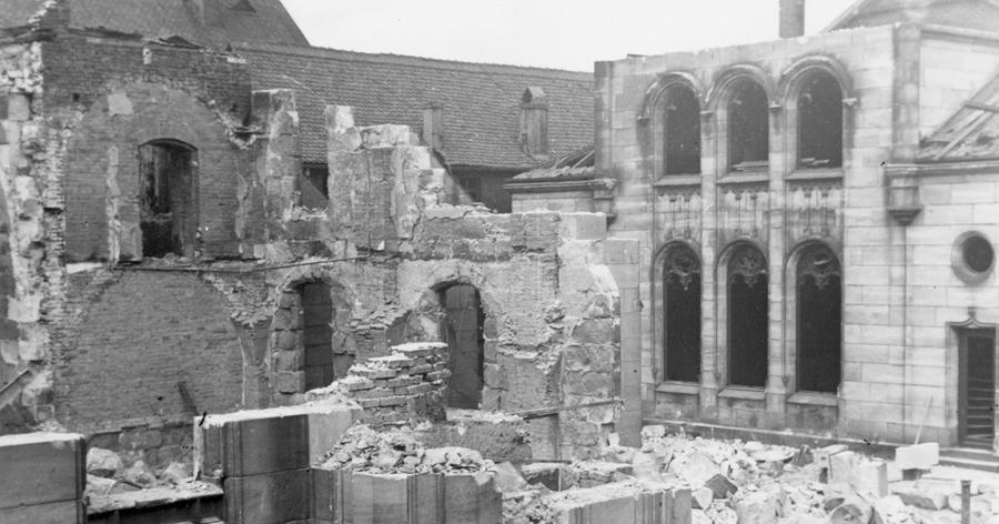 In der Pogromnacht brannten Frankens Synagogen