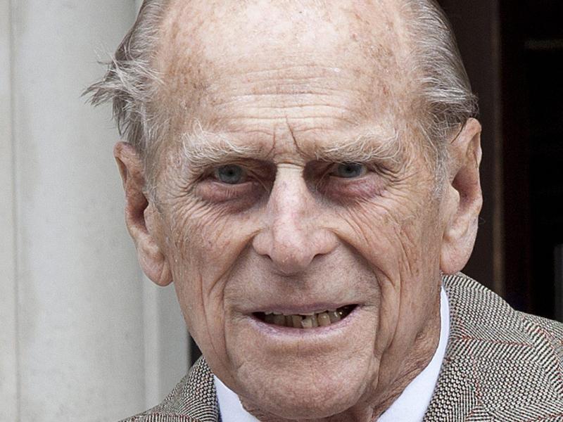 Muss sich einer Operation unterziehen: Prinz Philip.