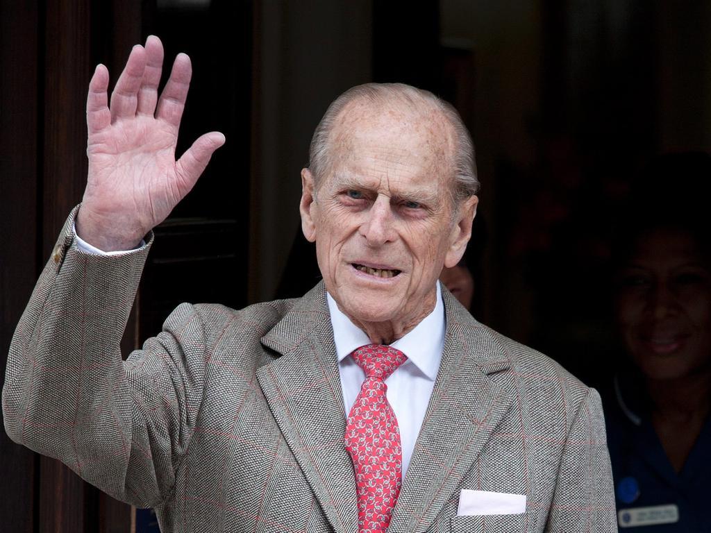 Der Ehemann der britischen Königin verbringt seinen 92. Geburtstag nach einem Eingriff am Unterleib im Krankenhaus.