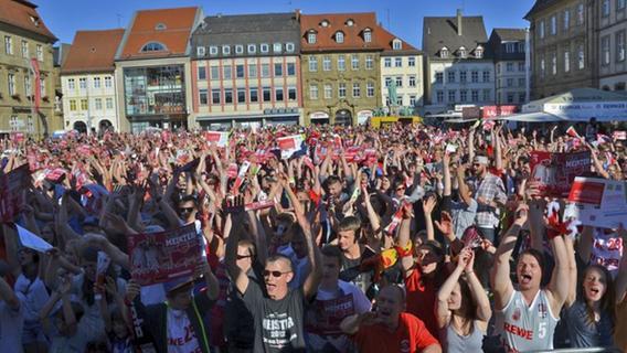 Bamberg Public Viewing
