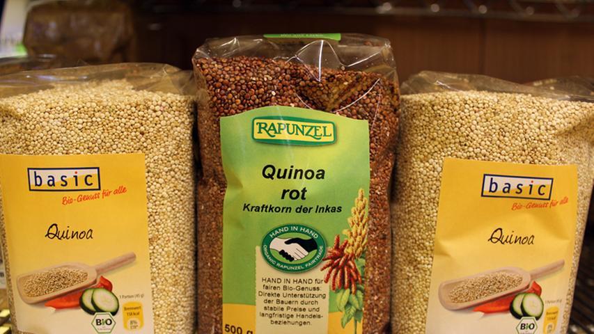 Quinoa ist in Südamerika seit etwa 5000 Jahren als Kulturpflanze bekannt und mittlerweile auch bei uns als vollwertiger Getreideersatz in der vegetarischen und veganen Küche geschätzt. Unter anderem für Menschen, die unter Zöliakie leiden, sind die glutenfreien Körner eine Alternative zu herkömmlichen Zutaten. Seit einigen Jahren ist in Deutschland aus Quinoa gebrautes, glutenfreies Bier erhältlich, dass allerdings deutlich teurer als Sorten aus herkömmlichen Rohstoffen ist.