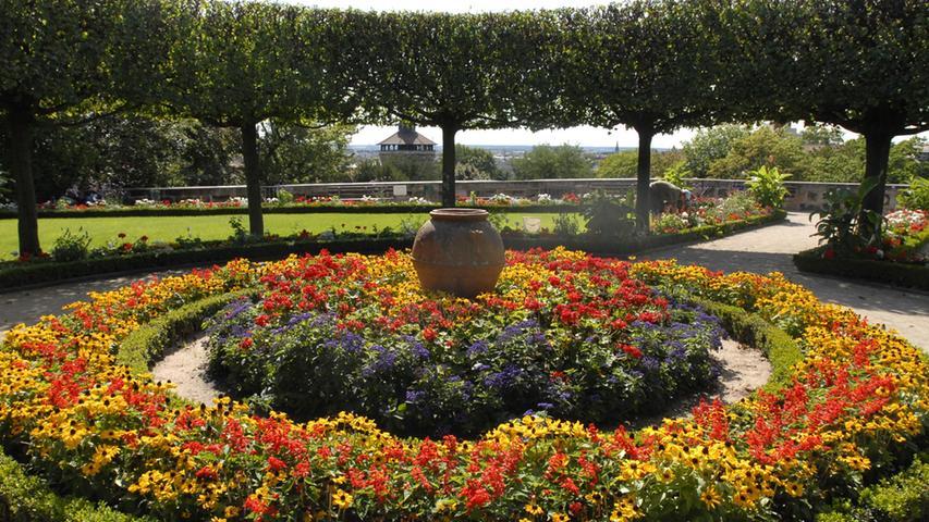 Die Parks der Stadt: Wo Nürnberg noch blüht - und wo nicht