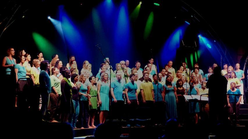 Choralle zelebriert Geburtstagskonzert in Neustadt