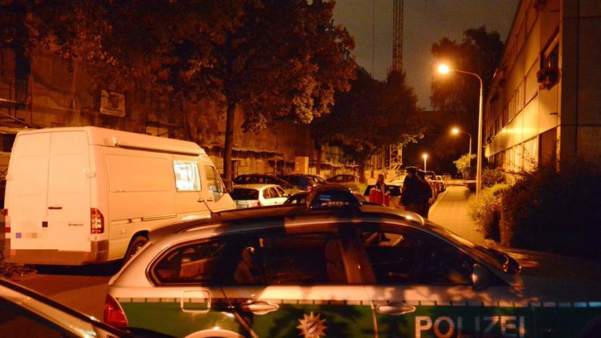 Dieser Raubmord schockte nicht nur die Nürnberger Südstadt: Ende Juni 2013 wurde Anneliese M. tot in ihrer Wohnung in Hummelstein gefunden.