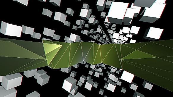 """Abtauchen in andere visuelle Dimensionen zu Musikklängen: """"VJing"""" ist eine ganz besondere Form der Musikvisualisierung."""