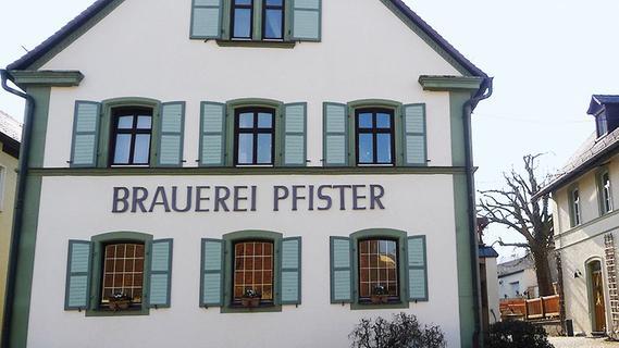 Brau.Gasthof Land.Quartier Pfister