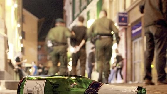 Betrunkene Kärwa-Besucher verheimlichen Schlägerei vor Polizei - Nordbayern.de