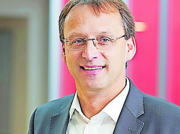 Prof. Michael Pötzl, Präsident der Hochschule Coburg