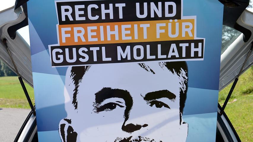 Seit 2006 war Gustl Mollath in der Psychiatrie Bayreuth untergebracht. Am Dienstag erfolgte nach einem jahrelangen Rechtsstreit nun der Paukenschlag: Der Nürnberger ist frei und darf die Klinik mit sofortiger Wirkung verlassen.