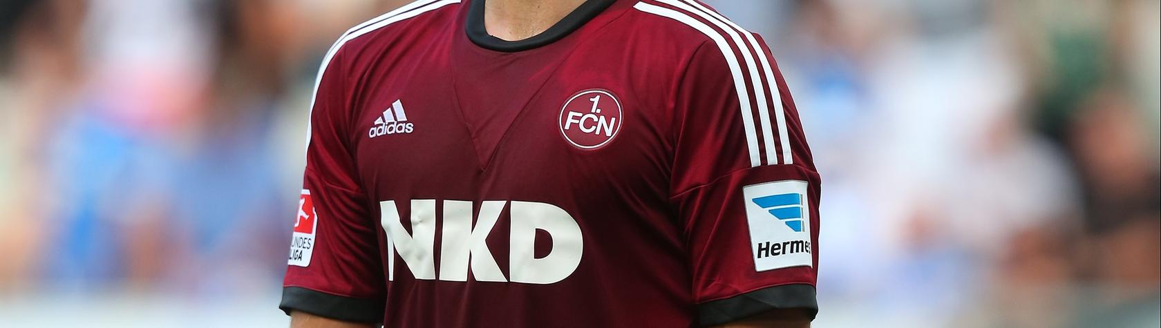 NKD ist beim 1. FC Nürnberg als Haupt- und Trikotsponsor offenbar bald Geschichte.