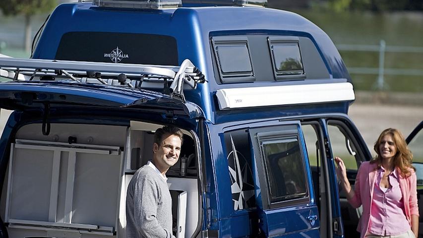 Der Trend zu Mobilität beschert den Reisemobilherstellern ein gutes Geschäft – vor allem den Anbietern von hochwertigen fahrbaren Herbergen.