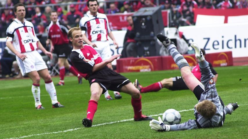 FCN gegen FCB: Sie spielten für beide Vereine