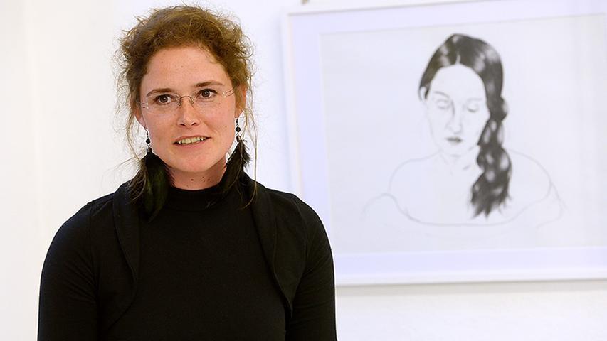 Seit vier Jahren widmet sich die studierte Architektin Christina Kraus ihrer eigentlichen Berufung: der Kunst.