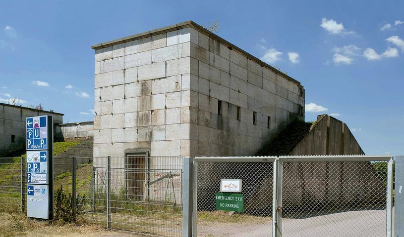 Das für den  Turm 8 zu entwickelnde Instandsetzungskonzept soll in den nächsten Jahren auf  weitere Türme übertragen werden.