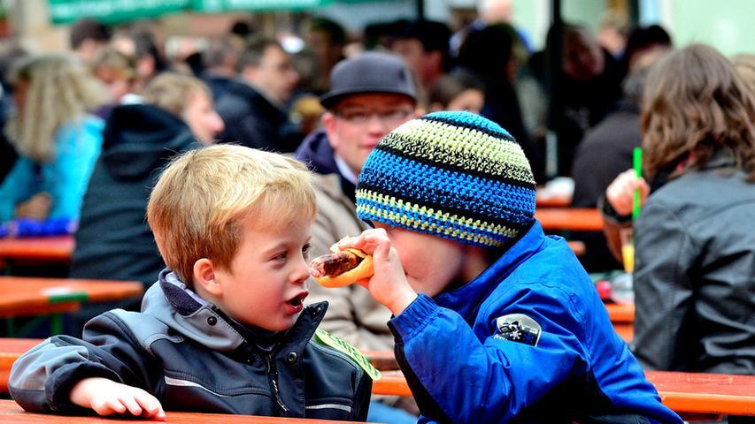 Kinder lieben ihren einzigartigen Geschmack..