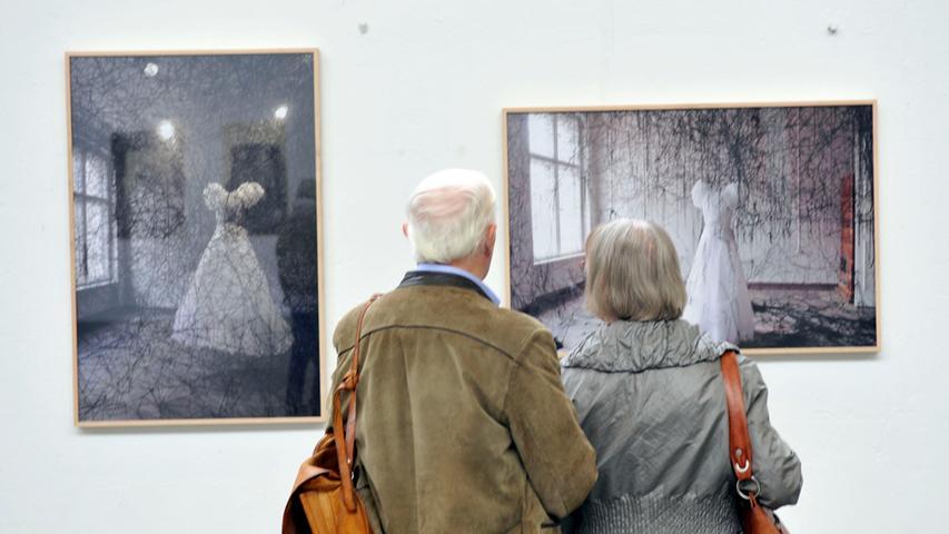Offene Ateliers lockten Kunstfreunde zum AEG-Gelände