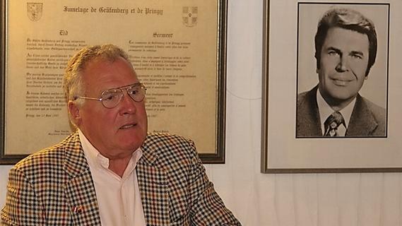 Gräfenberger Frankreich-Freund Rainer Hammerich verstorben