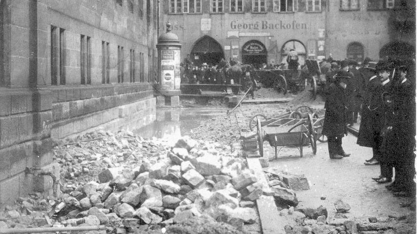 Die Überschwemmungen im Winter waren besonders verheerend.