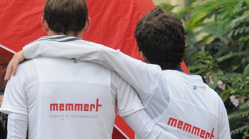 Mit knapp 950 Anmeldungen verzeichnete der 22. Schwabacher Citylauf das bisher  größte Teilnehmerfeld.