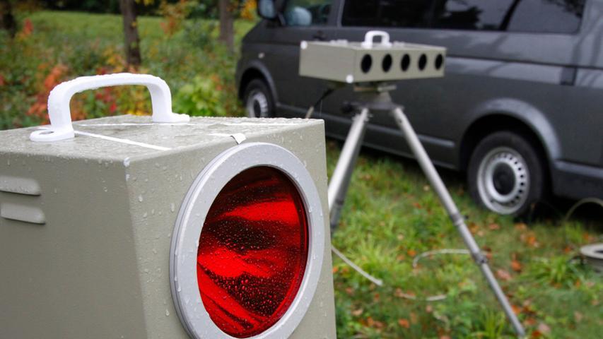 Achtung Radarfalle! Der Blitz-Marathon 2013