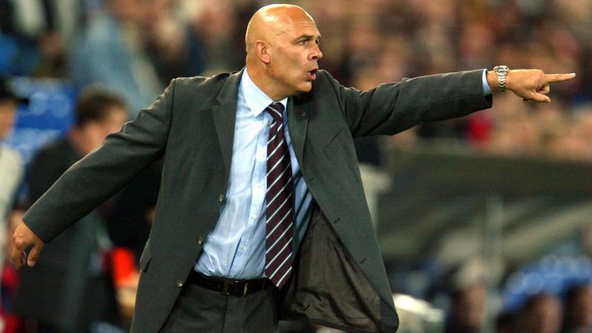 Wück, Gross, Wolf: Wer wird der neue Club-Trainer?